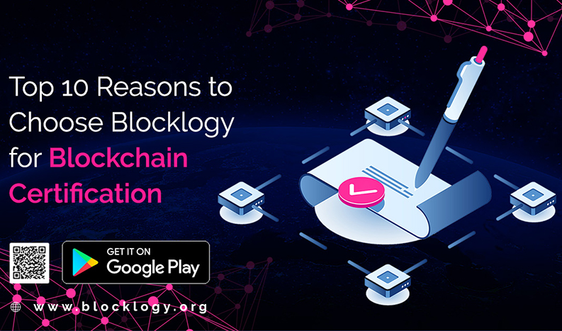 learn blockchain technology online